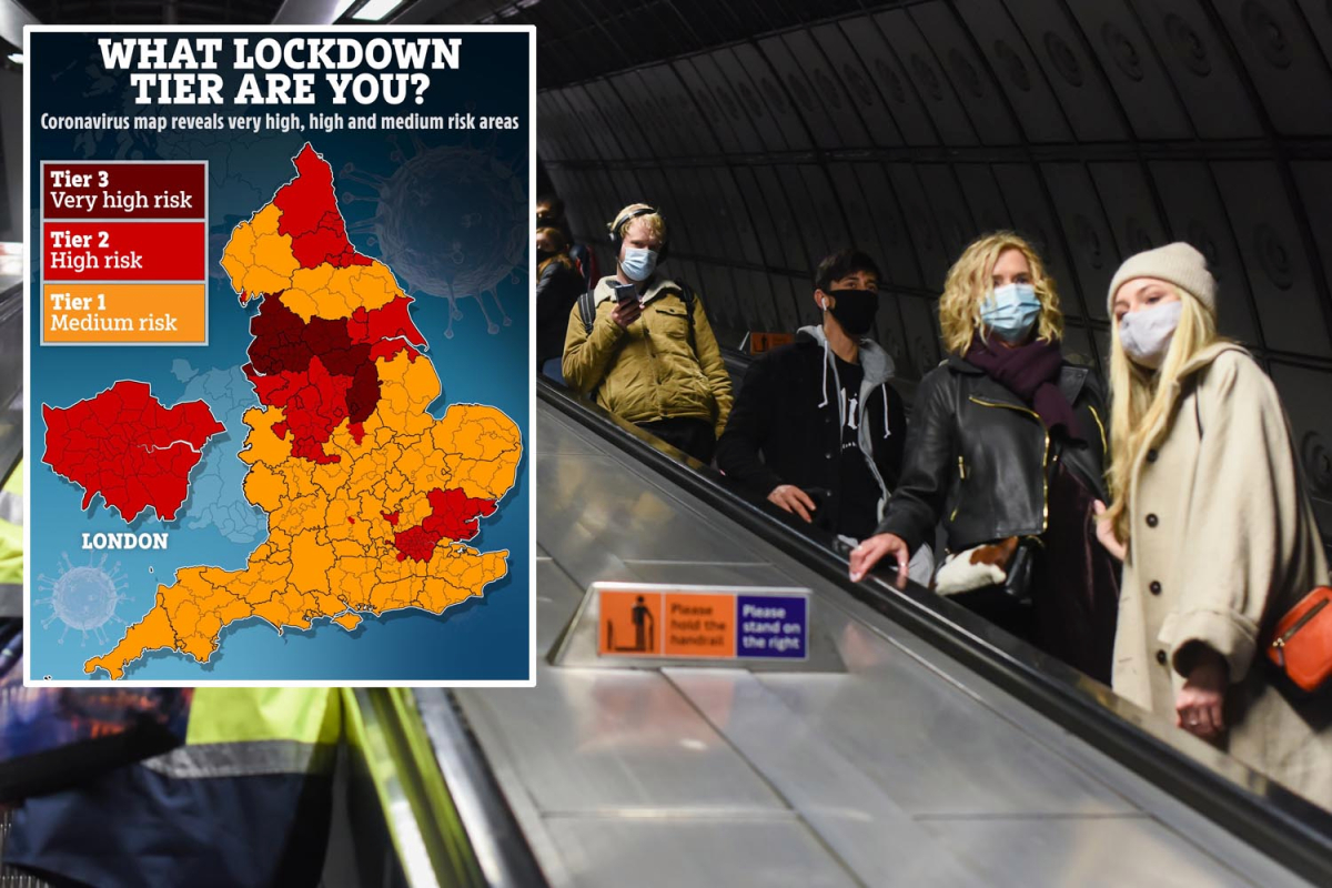 National lockdown for at least a month is the only way to save Christmas, warn Sage scientists
