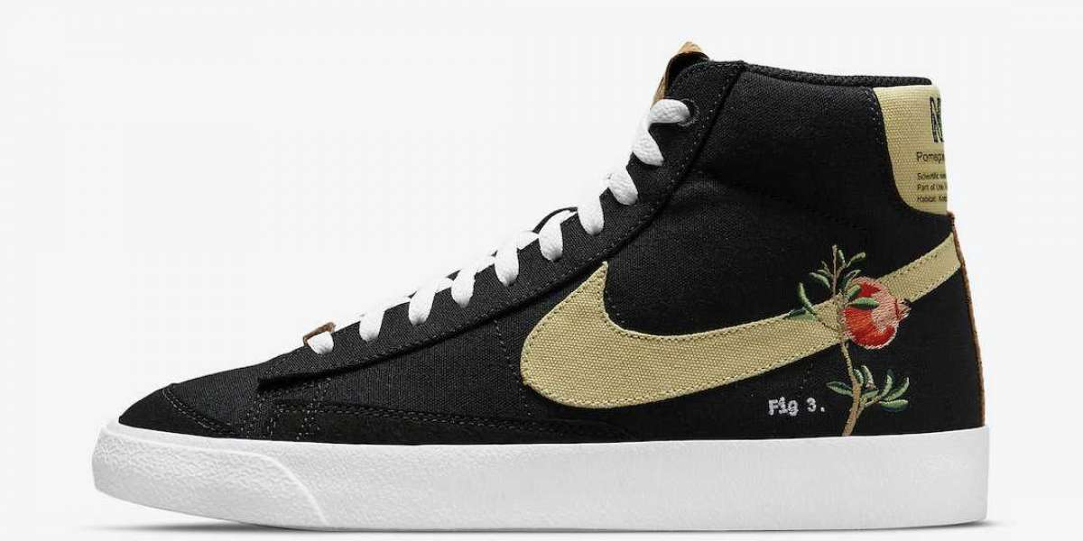 "Nike Blazer Mid '77 ""Pomegranate"" CI1166-001 2021 New Released"