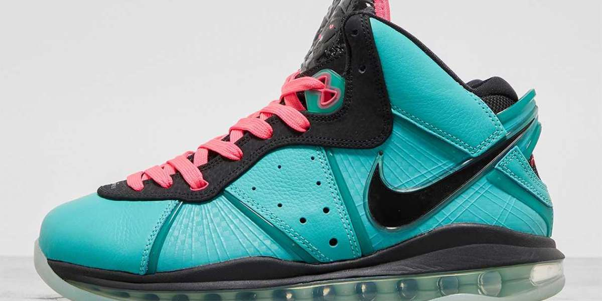 "CZ0328-400 Nike LeBron 8 ""South Beach"" will be released as soon as possible in May"