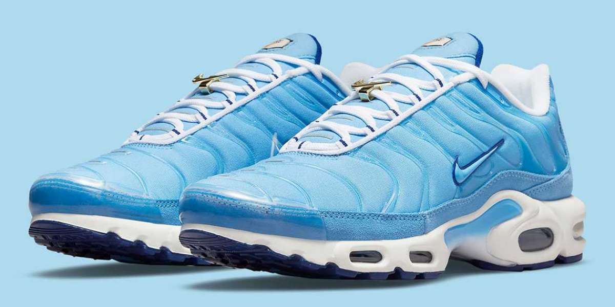 """Where To Buy The Nike Air Max Plus """"First Use"""" DB0681-400"""