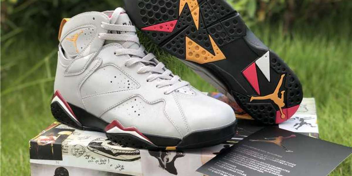 Do you know Air Jordan 7 shoes? Would you buy it?