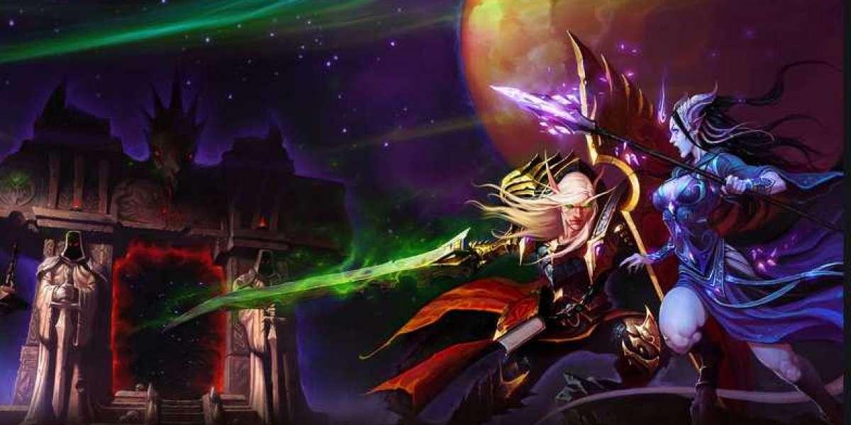 Find the Dark Portal in WoW: Burning Crusade Classic