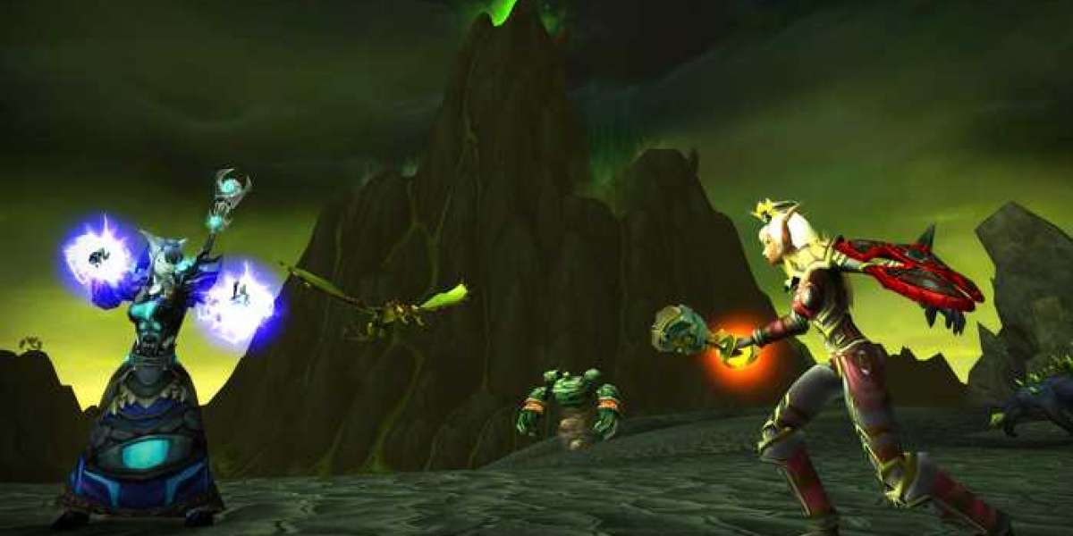 In July, Blizzard hosted the Burning Crusade Classic Arena Championship