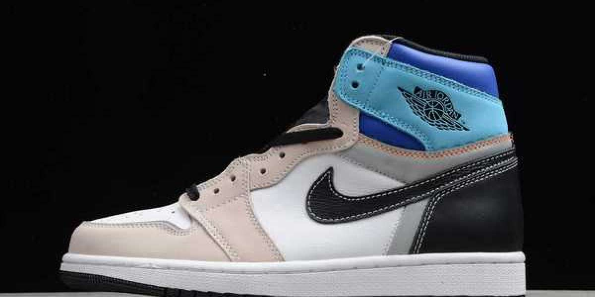 """Air Jordan 1 High OG Pro """"Multi-Color"""" DC6515-100 is now available"""