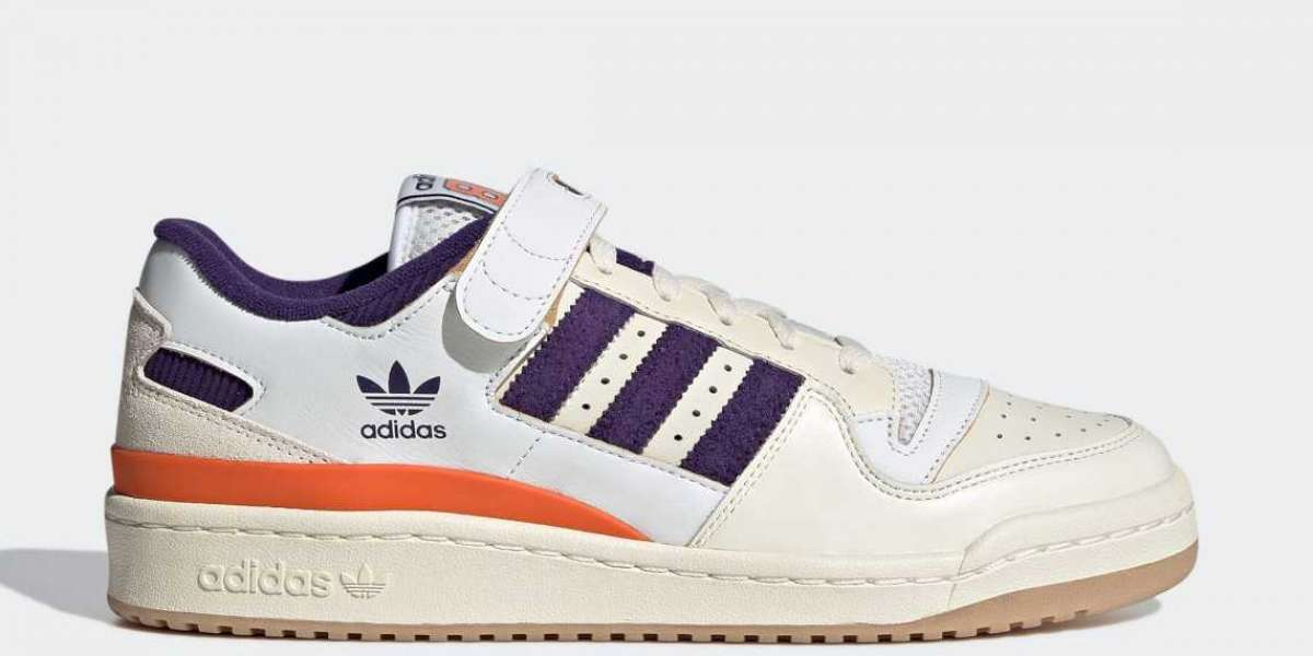 """adidas Forum Low """"Suns"""" GX9049 will be released soon"""