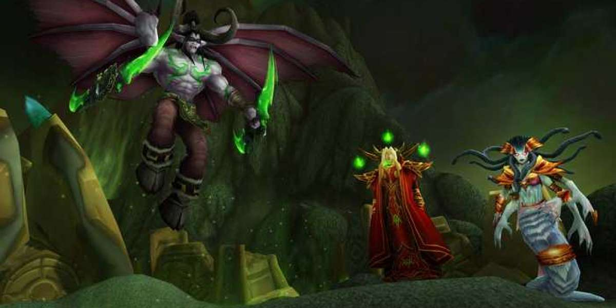 Leveling guide in World of Warcraft: Burning Crusade Classic