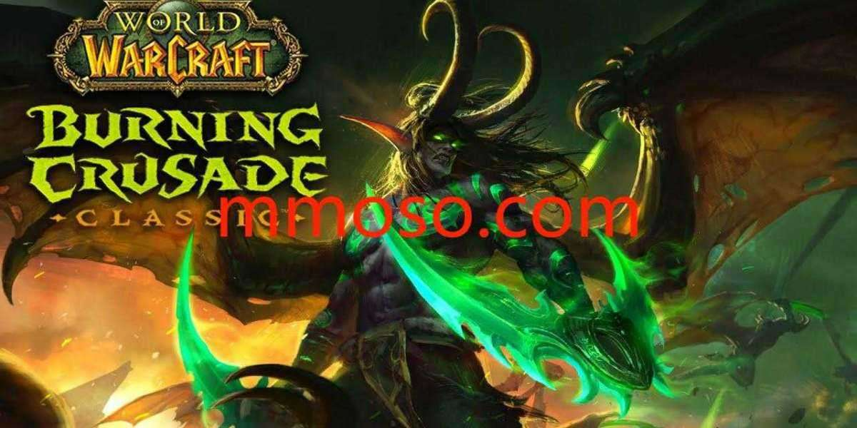 Burning Crusade Classic: Level requirements for different zones