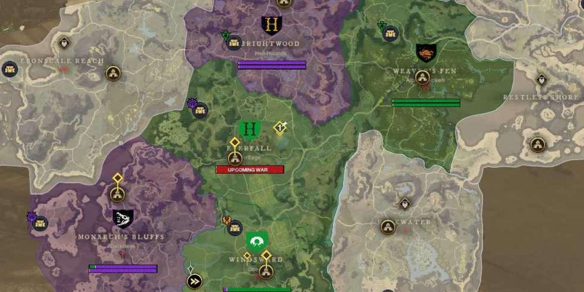 New World has achieved brilliant success on Steam