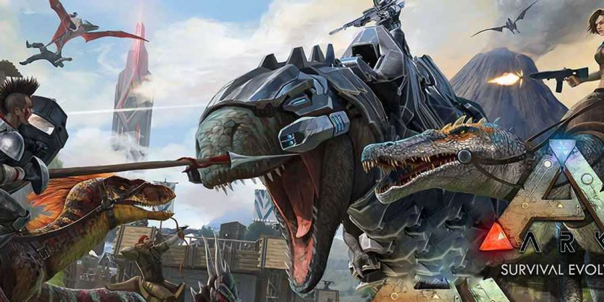 Ark: Survival Evolution: About Amargasaurus Titanicus you need to know somethings