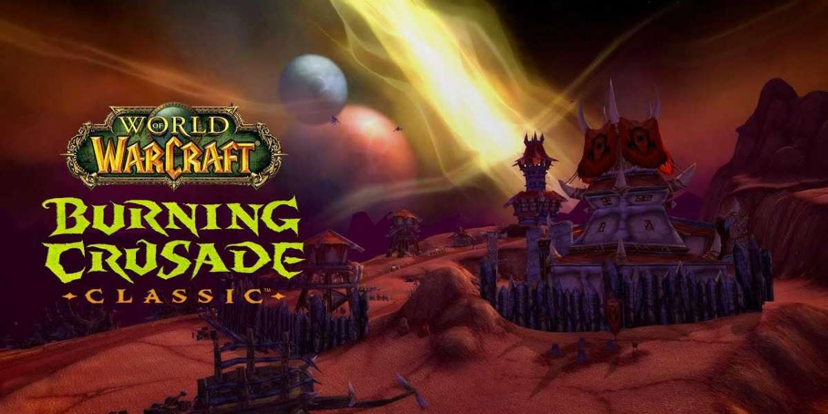 How to reach the entrance of Magtheridon's Lair in WoW TBC Classic