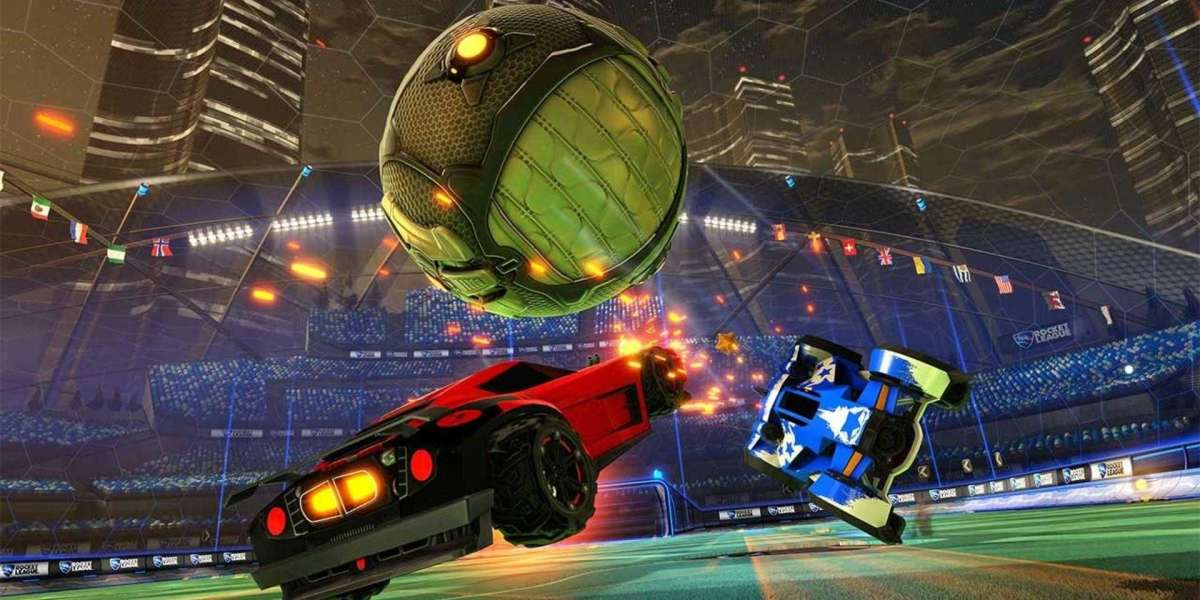 Rocket League is out now on PC via Epic Games Store PS5 PS4